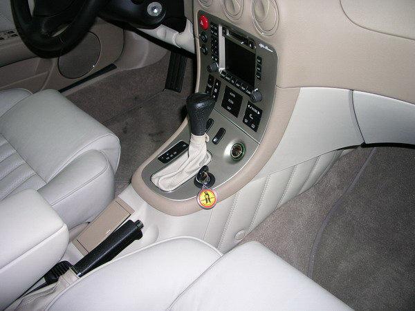 alfaromeo 166 autszekv 2004