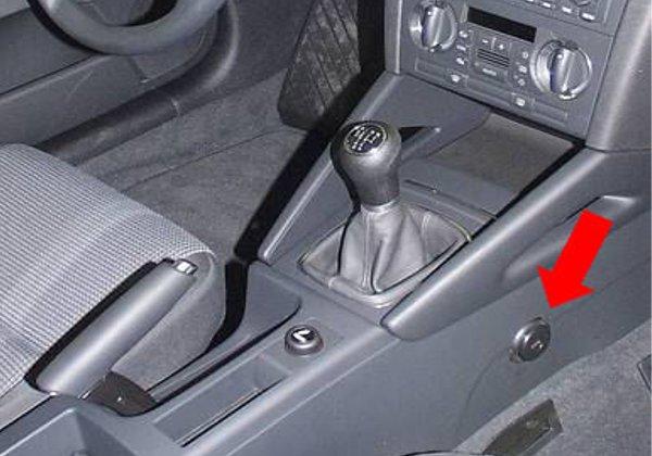 Audi A3 manualis