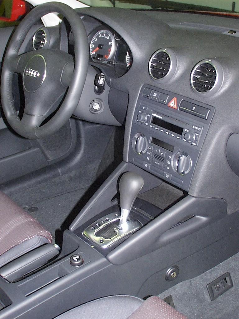 Audi A3 multitronic