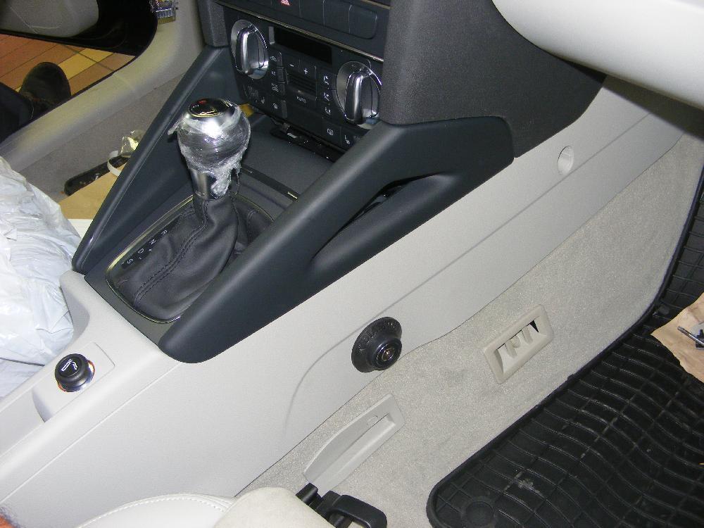 Audi A3 s tronic