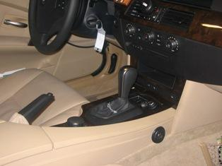 Bmw 5 e60 steptronic