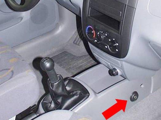 Chevrolet aveo manualis