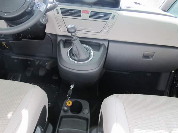citroen c4 picasso 2011 6seb re