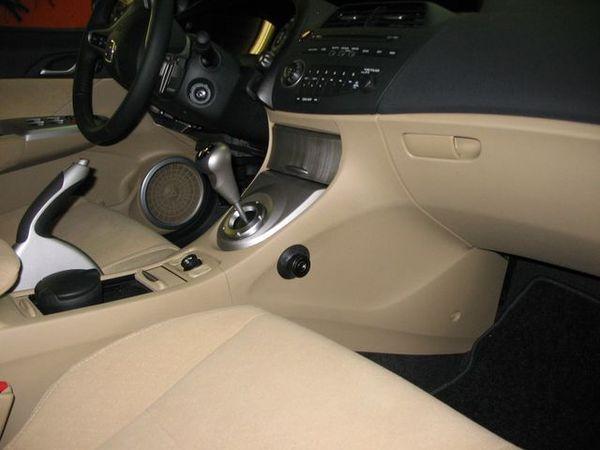 Honda civic 2005 aut 2017 váltózár beszerelés