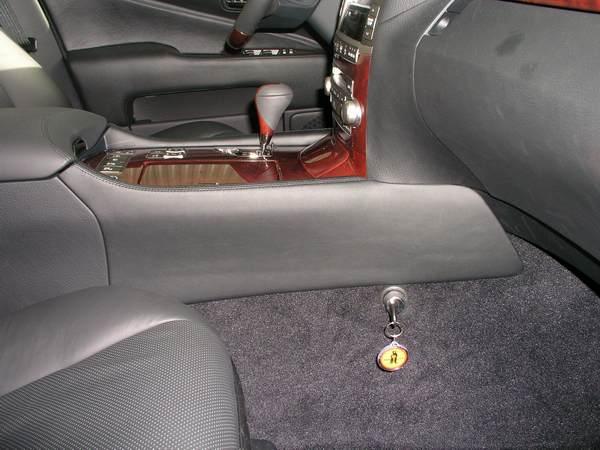 lexus ls460 2009 aut