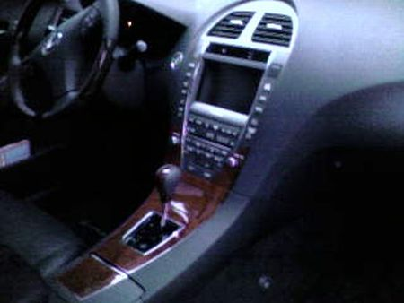 Lexus es350 automata