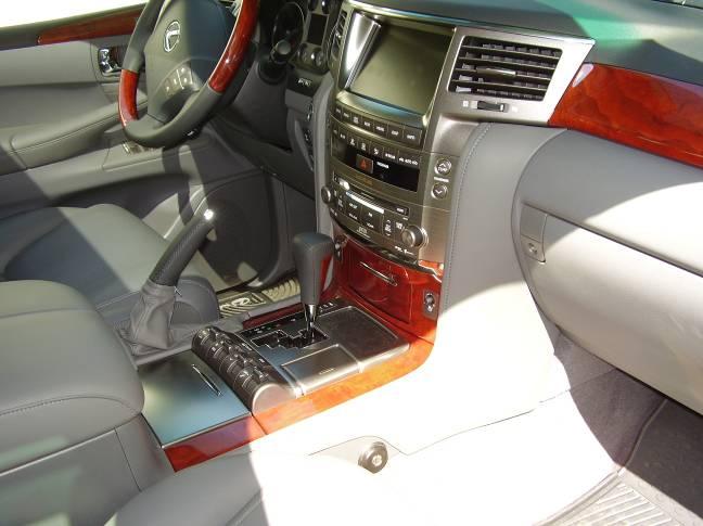 Lexus lx570 automata