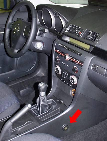 Mazda 3 manualis 5sebesseg