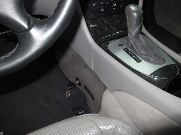 mercedes e cl 2002 aut szekv