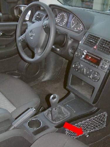 Mercedes a manualis 2005