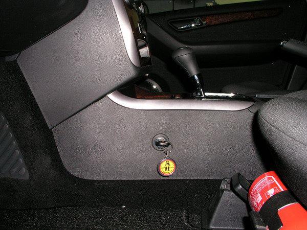 mercedes b autszekv 2005