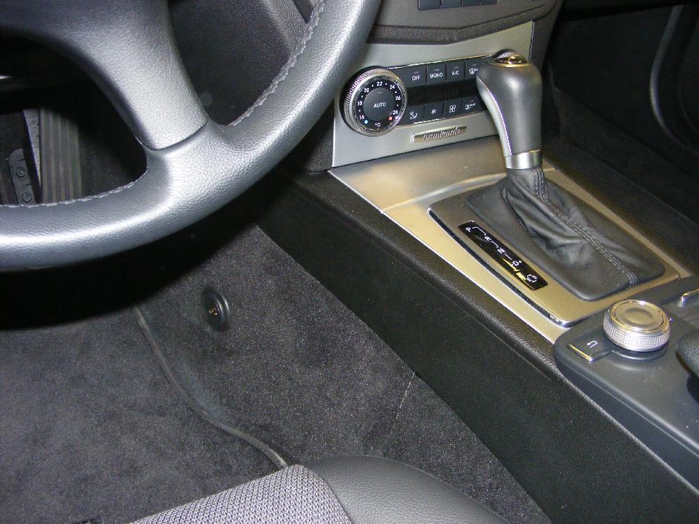 mercedes c aut. 2008
