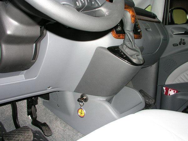 mercedes viano aut szekv 2004