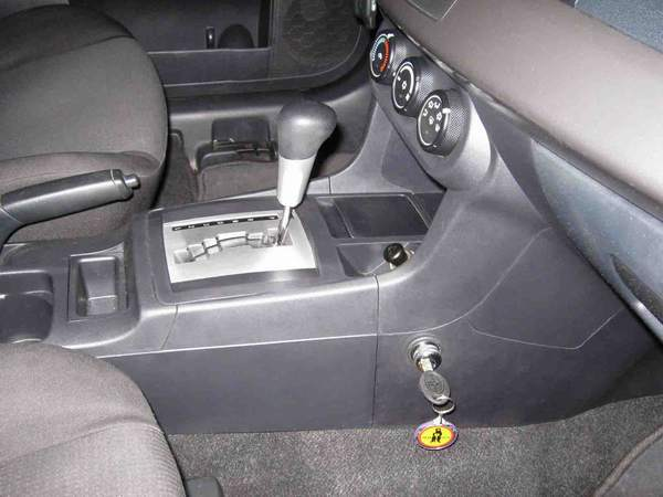 mitsubishi lancer aut 2007