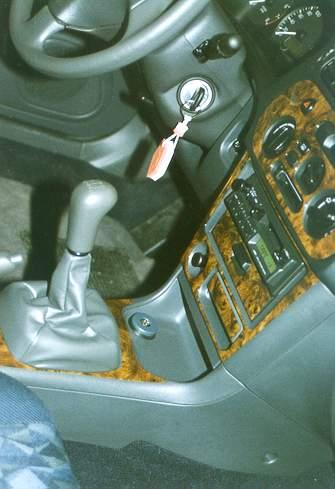 Mitsubishi colt manualis