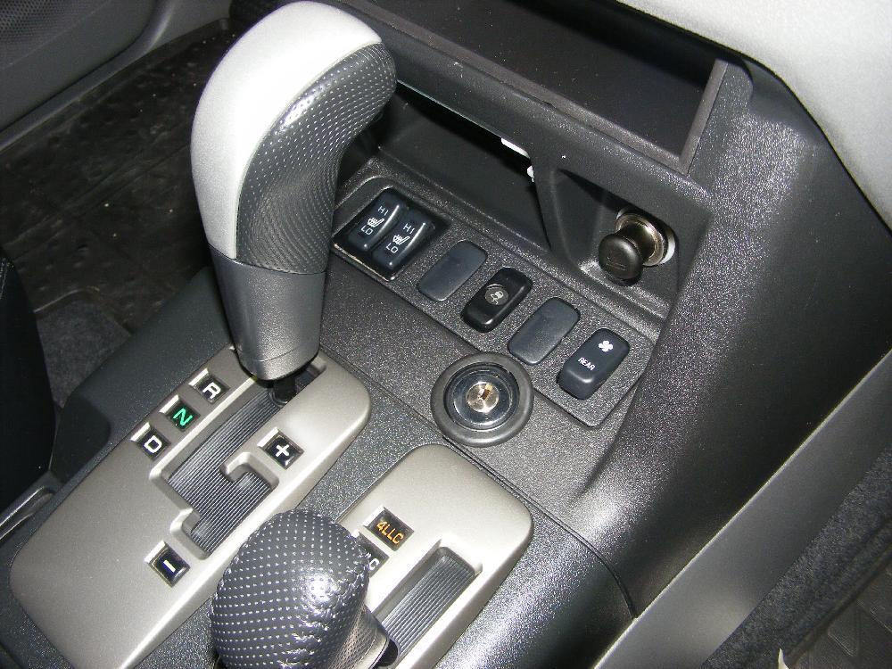 mitsubishi pajero 2000 2006 aut.
