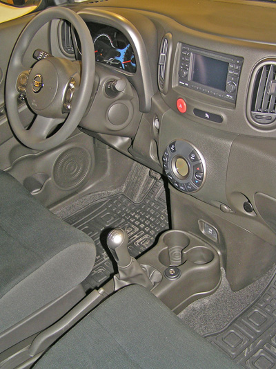 Nissan cube manualis 5seb