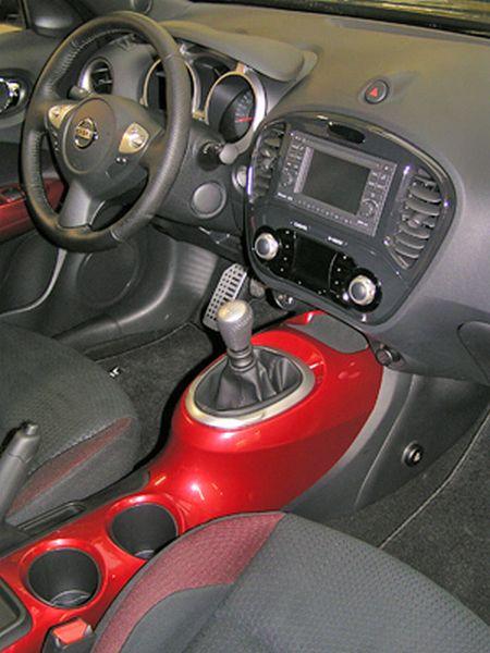 Nissan juke 6sebesseg manualis