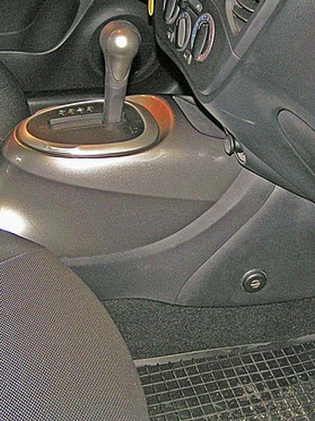 Nissan juke automata