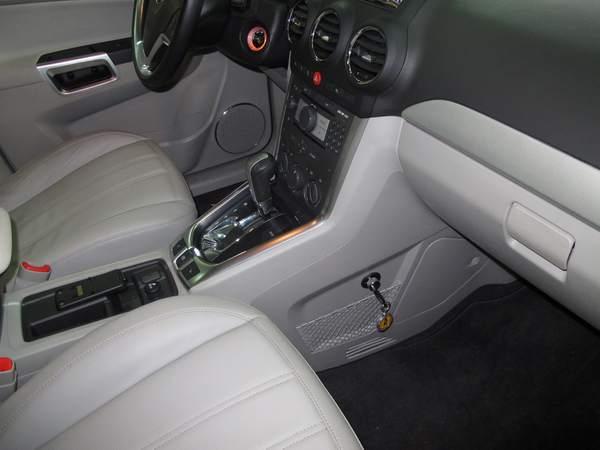 opel antara 2011 aut szekv