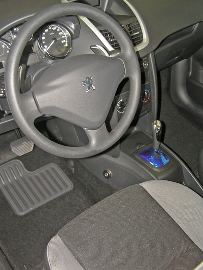 Peugeot 207 automata