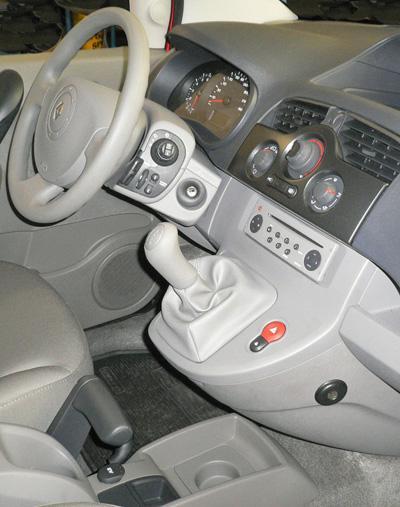 Renault kangoo manualis