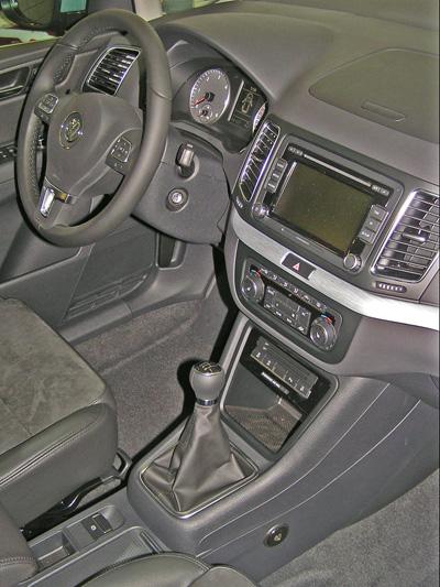 Seat alhambra manualis 2010