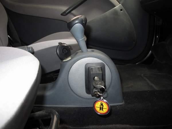 smart fortwo aut szekv