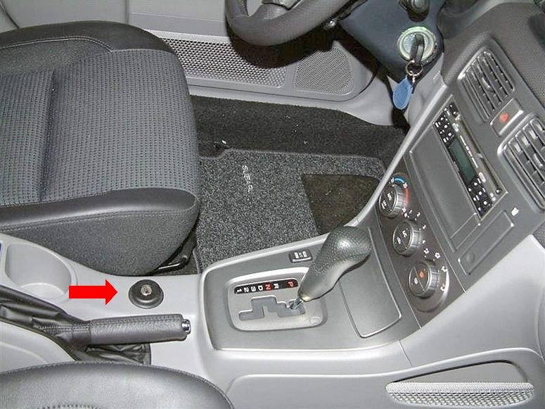 Subaru forester automata