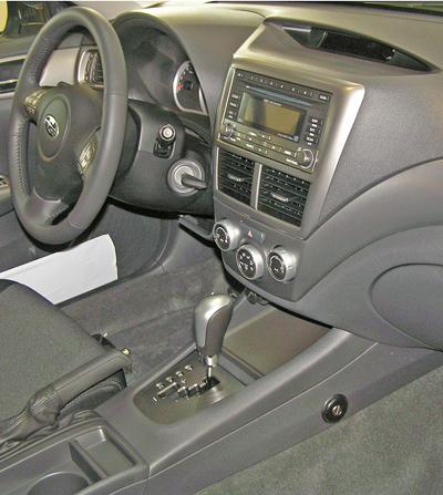 Subaru impreza automata