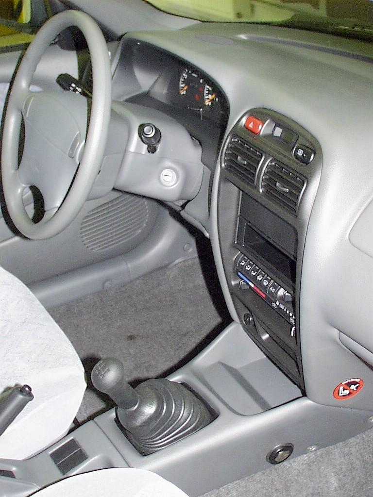 Suzuki baleno manualis