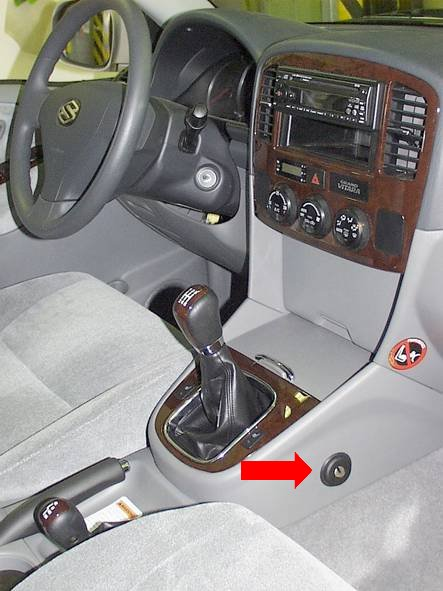 Suzuki grandvitara manualis