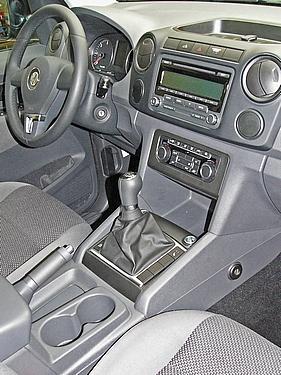 Volkswagen amarok manualis
