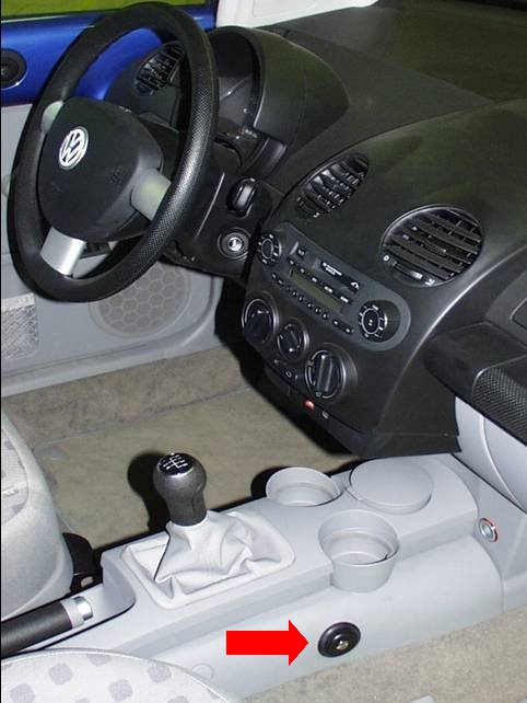 Volkswagen beetle manualis