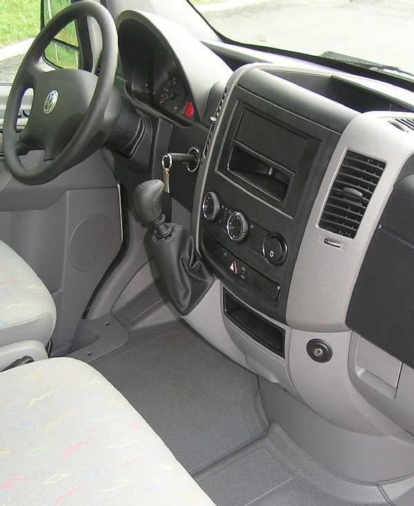 Volkswagen crafter manualis
