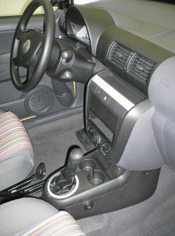 Volkswagen fox manualis