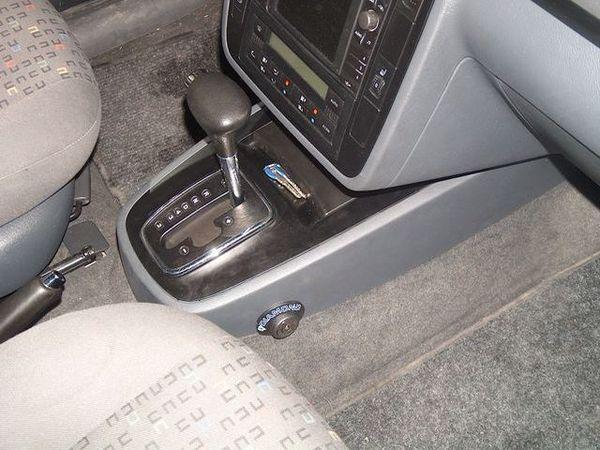 volkswagen sharan tiptronic