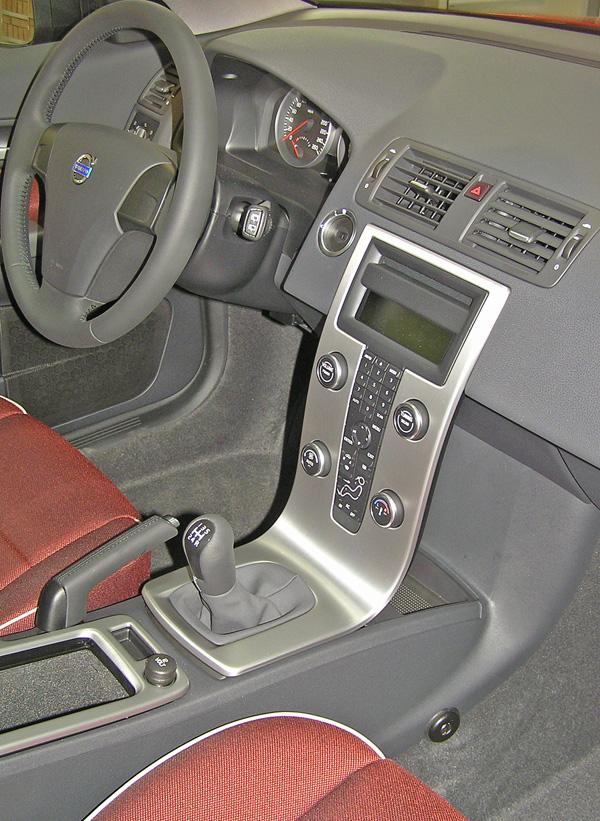 Volvo c30 manualis