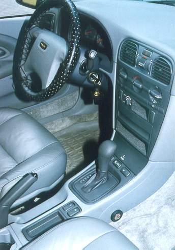 Volvo s40 automata