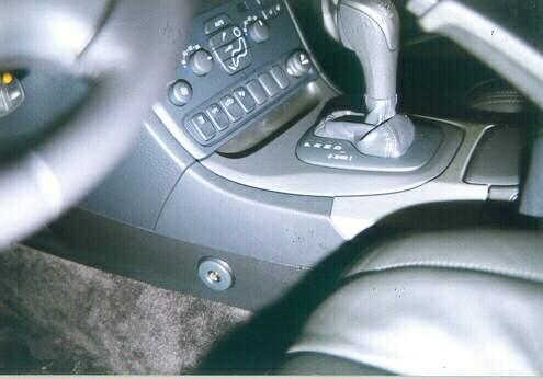 Volvo s60 automata
