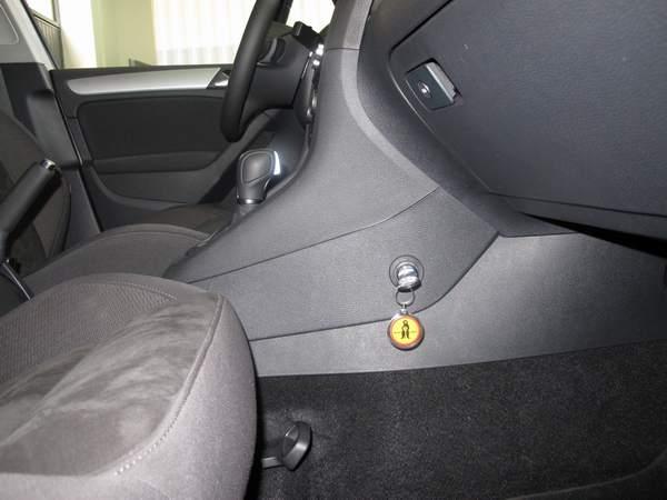 Volkswagen golf 6 2012 aut dsg