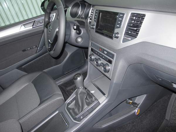Volkswagen golf sportsvan 6seb r elol 2014
