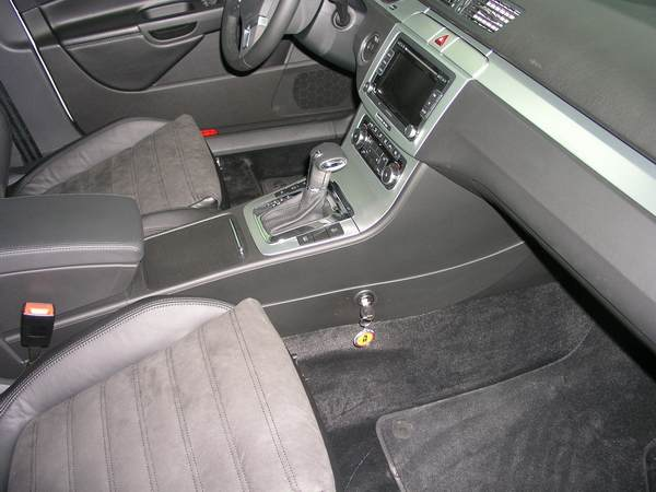 Volkswagen passat aut 2010