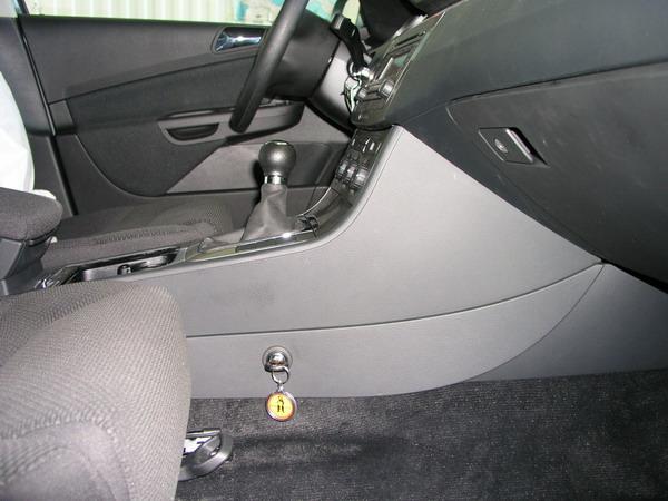 Volkswagen passat b7 2012 6 seb