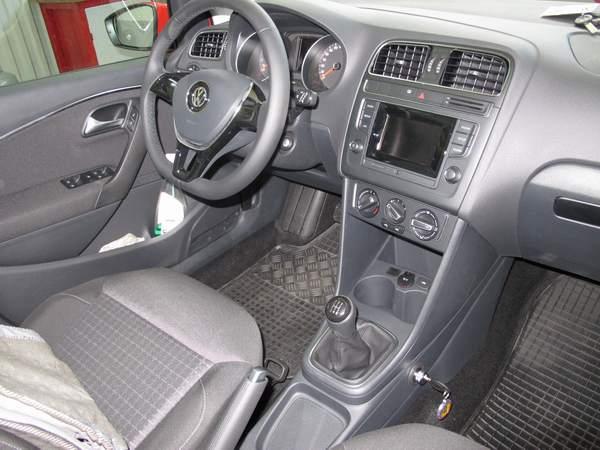 Volkswagen polo 2014 5 seb r hatul