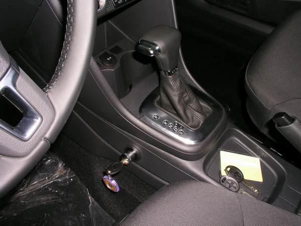 Volkswagen polo aut 2010