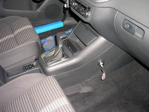 Volkswagen tiguan aut 2010