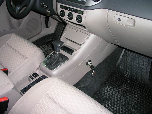 Volkswagen tiguan aut