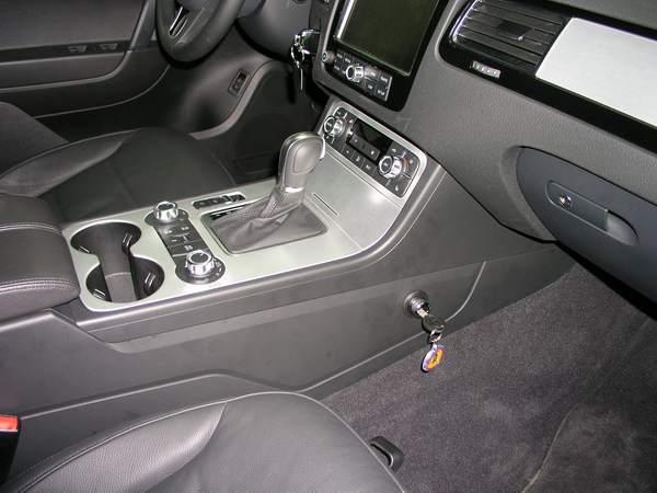 Volkswagen touareg 2010 aut szekv