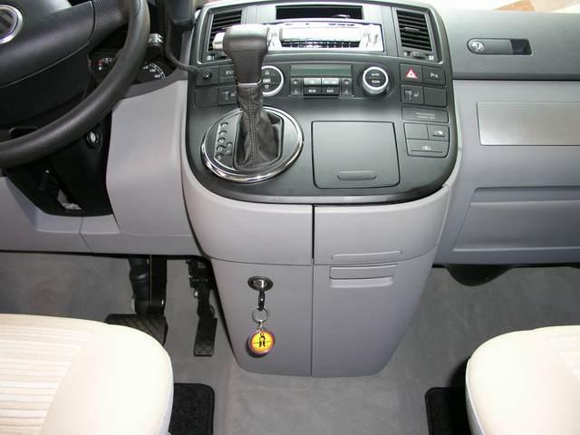 Volkswagen t5 multivan szekv
